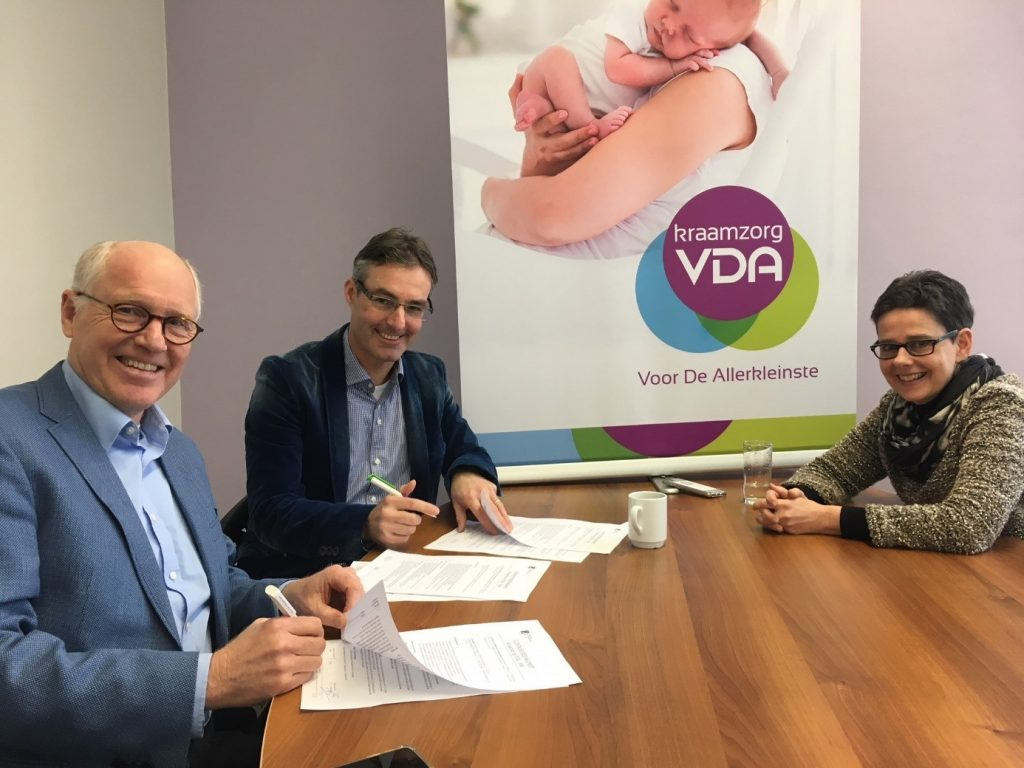 Maternity care for internationals in Eindhoven