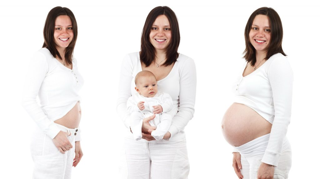 Pregnancy and giving birth in the Netherlands