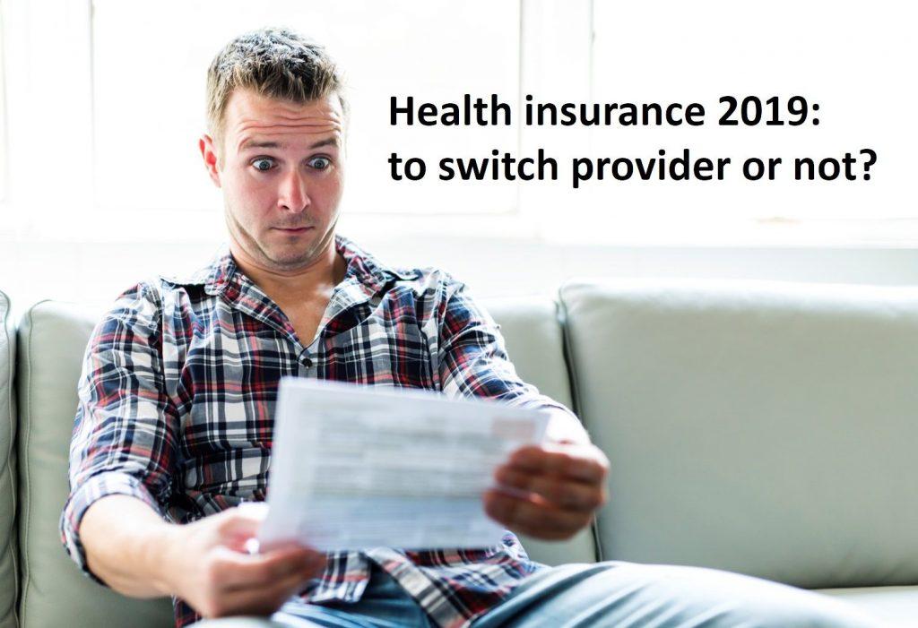 Newsletter Health Insurance 2019