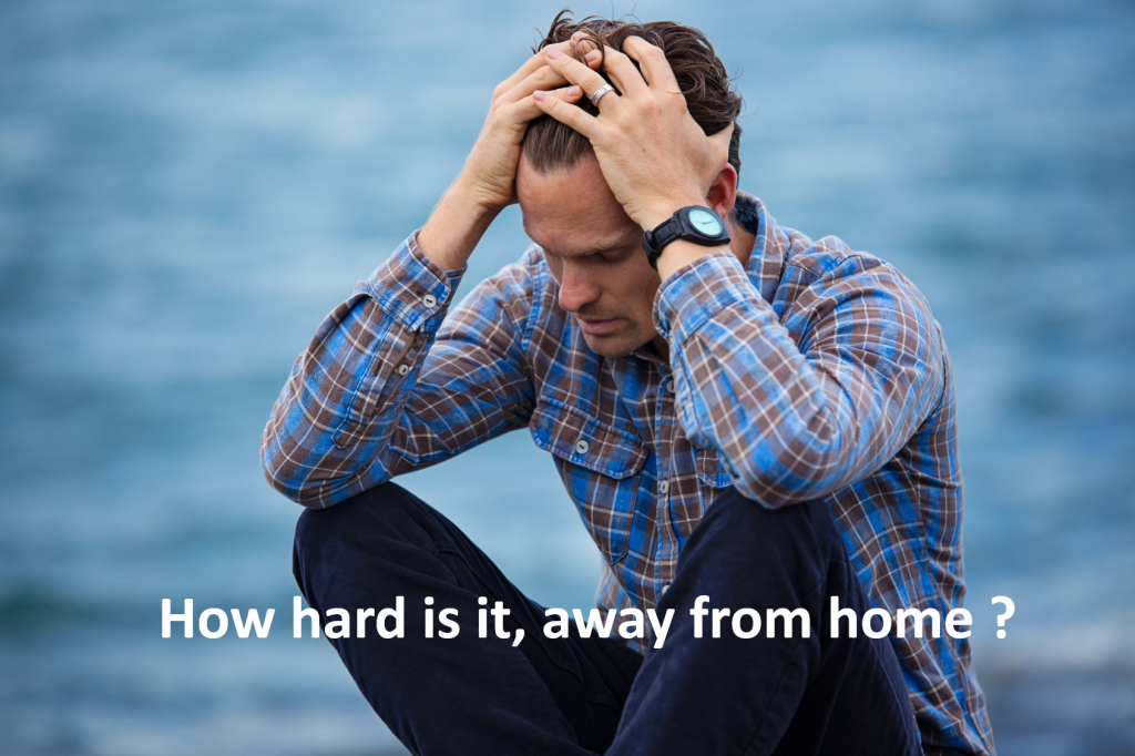 Mental challenges: How hard is it away from home?