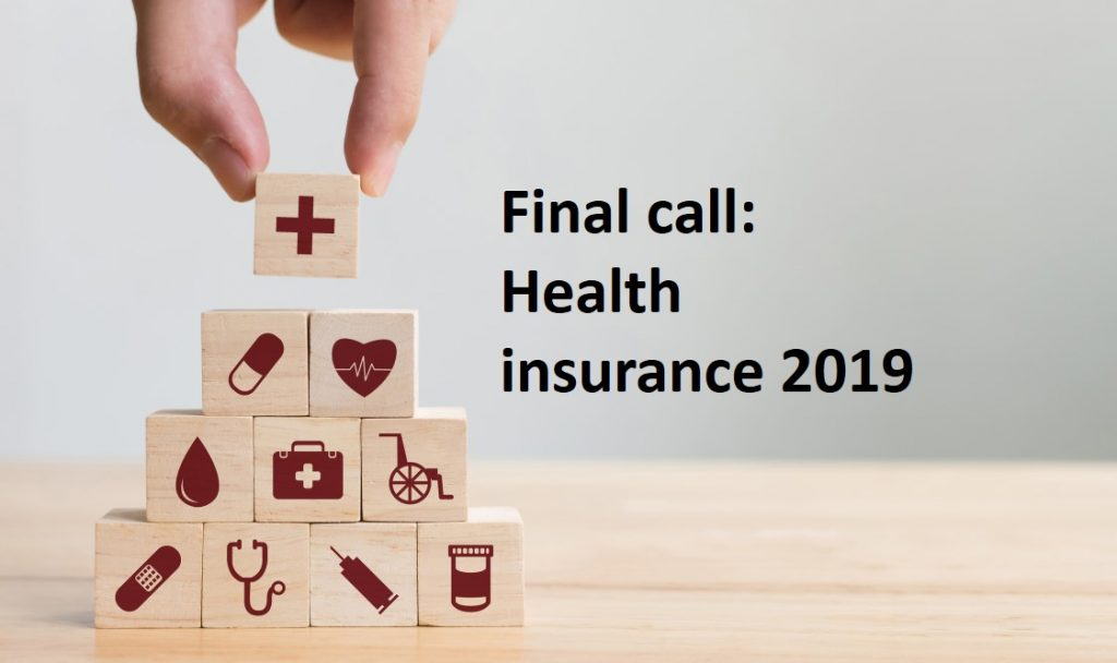 What health insurance fits you best?