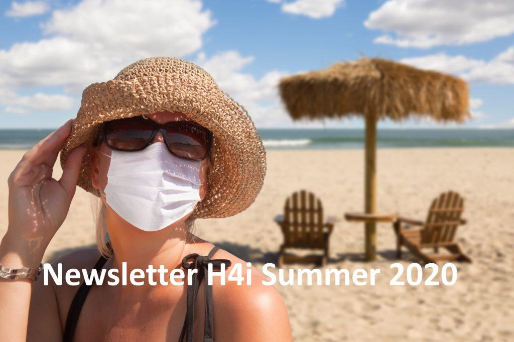 Newsletter Summer 2020