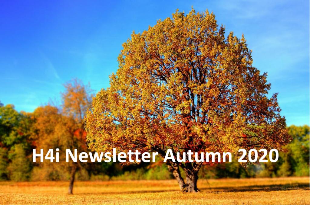 Newsletter Autumn 2020
