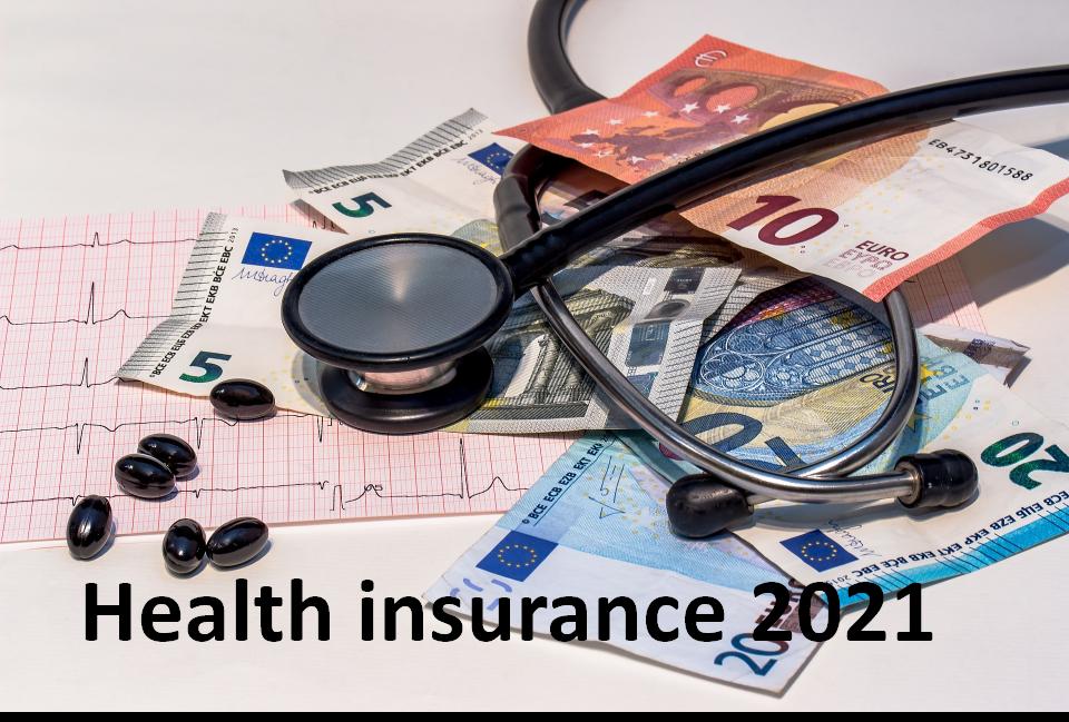 Newsletter Health insurance 2021