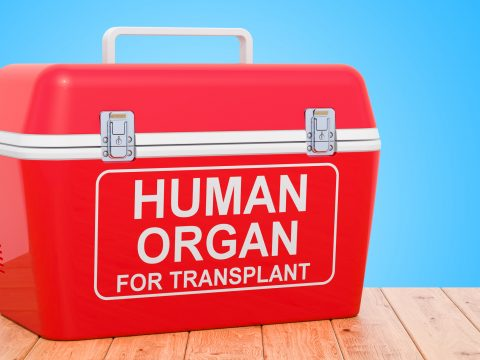 Residents are organ donor by default