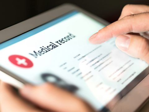 Your medical record online