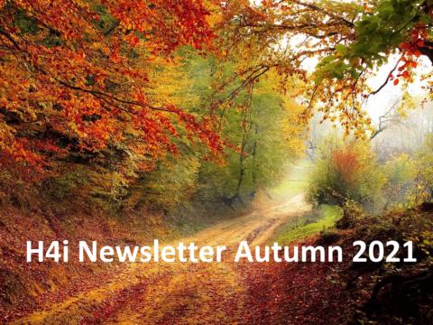 Newsletter Autumn 2021